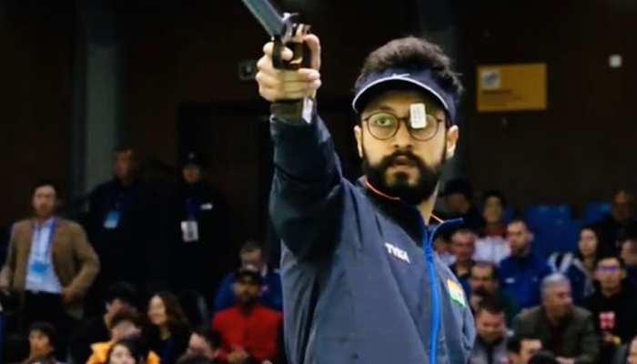 Shooting: अभिषेक वर्मा ने World Cup में जीता गोल्ड, हासिल किया टोक्यो ओलंपिक में कोटा