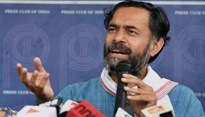 चुनाव 2019: नोटा दबाने की अपील पर आलोचना झेल रहे योगेंद्र यादव ने दी सफाई
