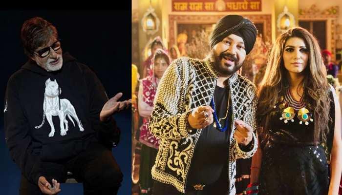 Video: सपना और दलेर के गाने 'बावली तरेड' के कायल हुए अमिताभ बच्चन, यूंं की तारीफ!