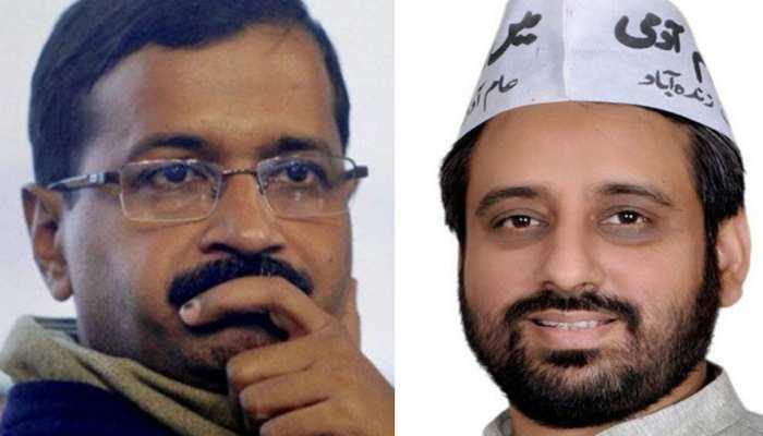AAP विधायक अमानतुल्लाह पर बीजेपी का आरोप, दिल्ली वक्फ बोर्ड का कर रहे हैं दुरुपयोग