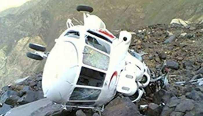 अमेरिका के होनोलुलु उपनगर में हेलीकॉप्टर हादसे में तीन लोगों की मौत