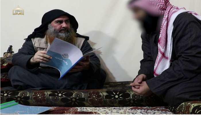 बगदादी अभी जिंदा है! 5 साल में पहली बार दिखाई दिया आईएस सरगना अबू बकर अल-बगदादी