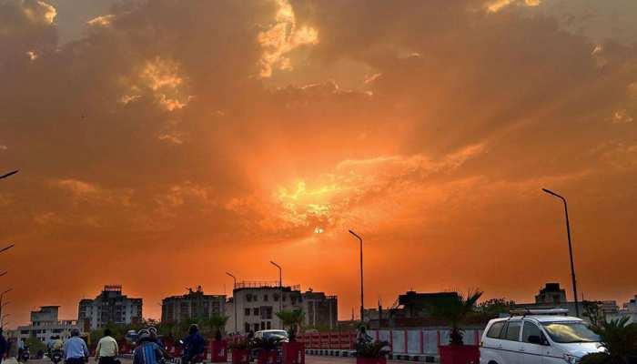 राजस्थान में भीषण गर्मी से बेहाल हुए लोग, 45 डिग्री के पार पहुंचा दिन का तापमान
