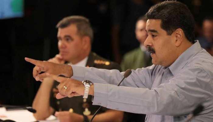 वेनेजुएला: सेना प्रमुख ने 'रक्तपात' की दी चेतावनी, कहा- विपक्ष है हिंसा का जिम्मेदार