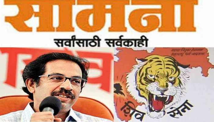 PM मोदी सर्जिकल स्ट्राइक की तरह हिम्मत दिखाएं और देश में बुर्का बैन करें: शिवसेना