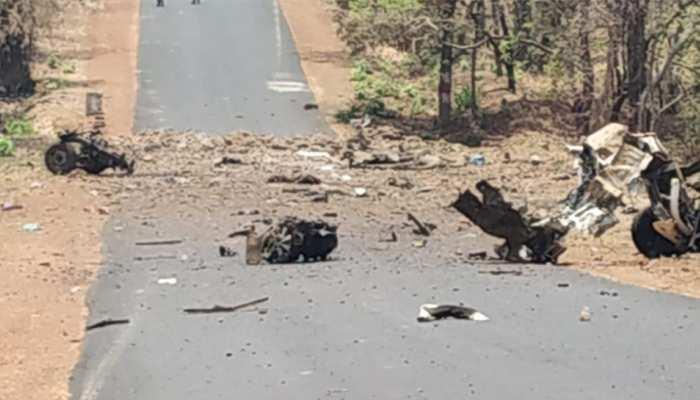 गढ़चिरौली नक्सली हमले में 15 जवान शहीद, PM मोदी बोले- व्यर्थ नहीं जाएगा बलिदान