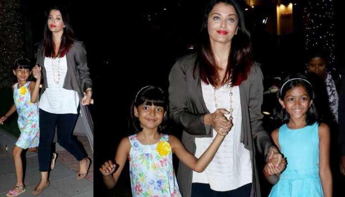 बेटी का हाथ पकड़ने पर ट्रोल हुईं ऐश्वर्या राय बच्चन, यूजर बोले- 'भगवान के लिए उसे छोड़ दो'
