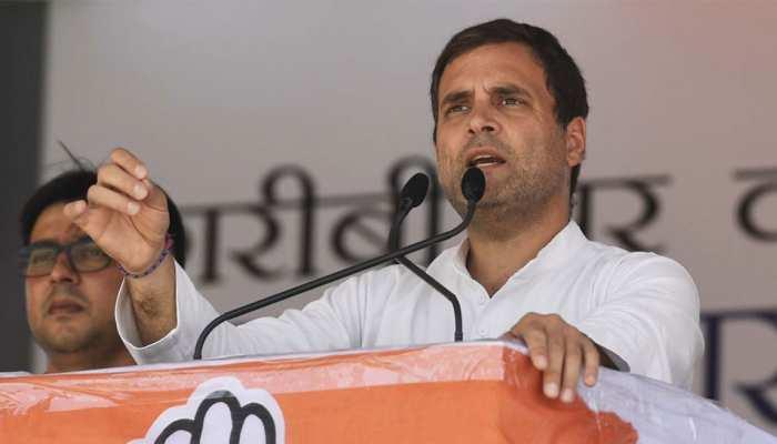 राहुल गांधी का दावा, '5 साल में हुए 942 धमाके, क्या पीएम के ध्यान में है यह बात...'