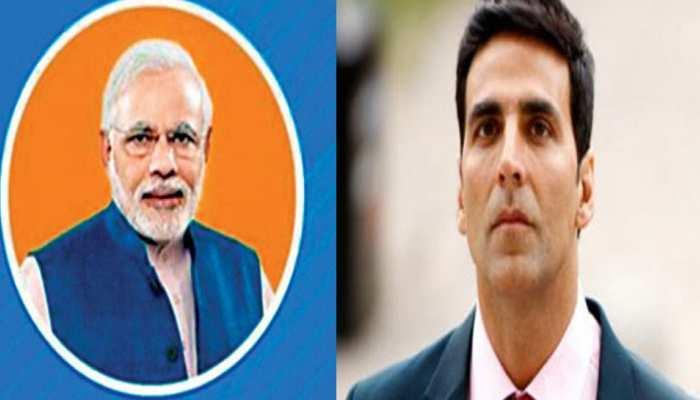 अक्षय की दो फिल्मों को नमो टीवी पर दिखाना चाहती है BJP, चुनाव आयोग से मांगी मंजूरी