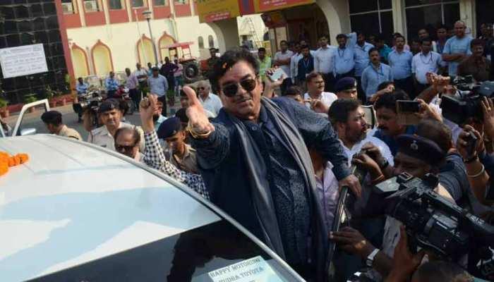 Exclusive: पूरे देश में कांग्रेस का प्रचार कर रहा हूं लेकिन लखनऊ में नहीं करूंगा : शत्रुघ्न सिन्हा