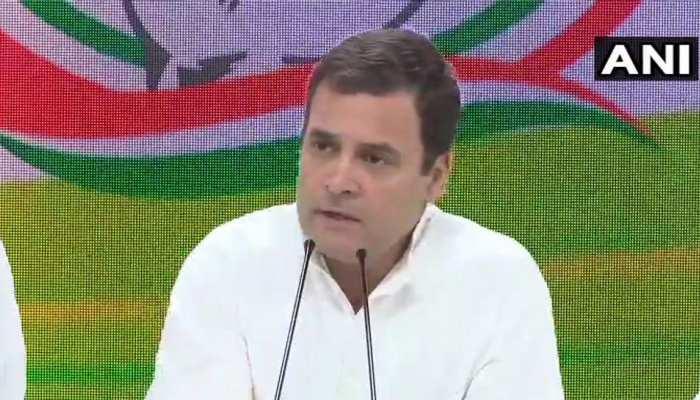 सर्जिकल स्ट्राइक PM मोदी ने नहीं, सेना ने की थी, सेना उनकी निजी संपत्ति नहीं है : राहुल गांधी