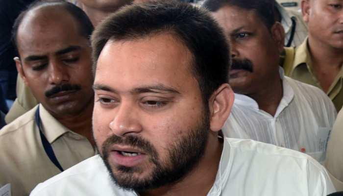 शेल्टर होम केस : तेजस्वी यादव ने राज्यपाल से की नीतीश सरकार को बर्खास्त करने की मांग