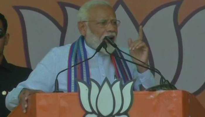 PM मोदी का राहुल पर निशाना, 'मैं भारत के लिए जिया, मेरी 50 साल की तपस्या धूल में नहीं मिला सकते'