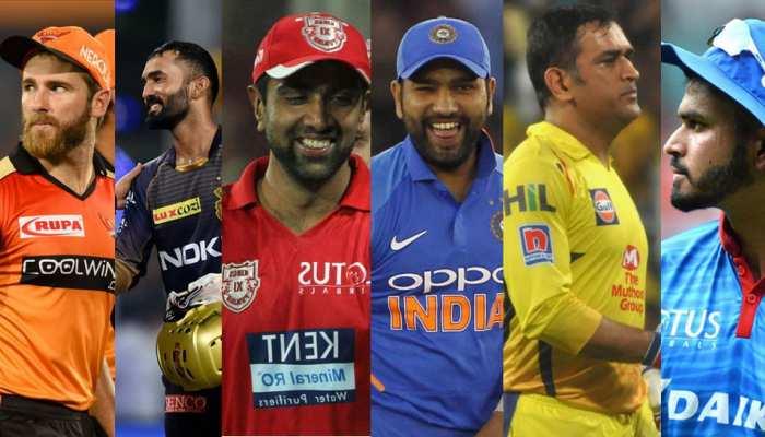 IPL 2019: प्लेऑफ के लिए टॉप पोजीशन और चौथे स्थान के लिए 3 अलग-अलग टीमों में जंग