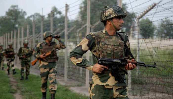 पाकिस्तान ने फिर किया सीजफायर का उल्लंघन, सैन्य अधिकारी समेत दो घायल
