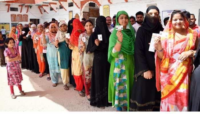पांचवें चरण की 51 लोकसभा सीटों पर आज पड़ेंगे वोट, पिछले चुनाव में NDA को मिली थीं 40 सीट
