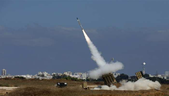 गाजा से आतंकियों ने इजराइल पर दागे 430 रॉकेट, जवाबी हमले में 16 फलस्तीनी मारे गए