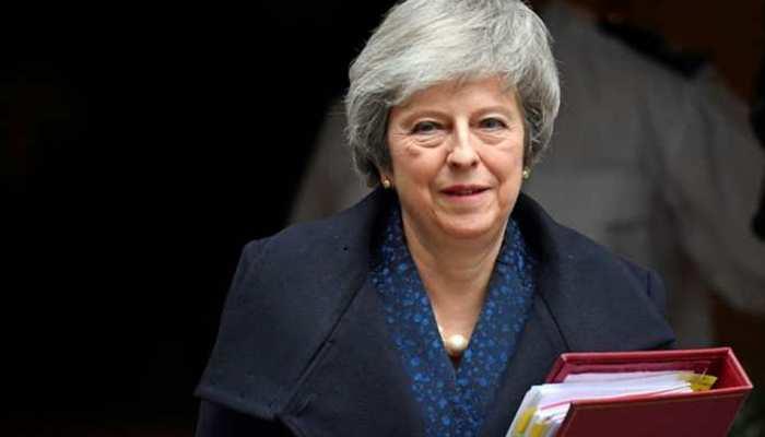 प्रधानमंत्री थेरेसा का जेरेमी कॉर्बिन से ब्रेक्सिट पर सहमति देने का आग्रह