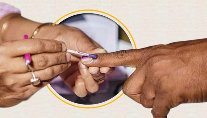 मध्य प्रदेश में चुनाव ड्यूटी पर तैनात दो कर्मचारियों की हुई मृत्यु