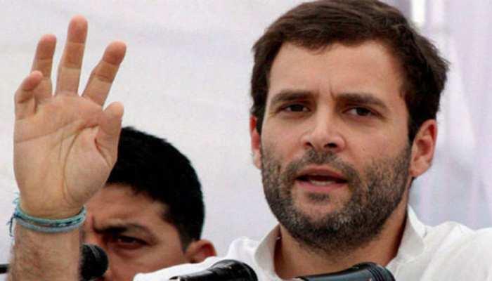 VIDEO- 2014 में PM मोदी बॉक्सिंग रिंग में उतरे, लेकिन कोच आडवाणी को ही मुक्का मार दिया: राहुल