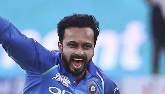 केदार जाधव की चोट से टीम इंडिया में मची खलबली, गड़बड़ा सकता है विश्व कप टीम संयोजन