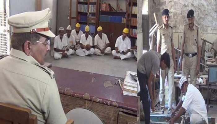 prisoners becoming Hightek farmers in Jamnagar district