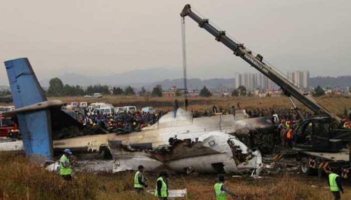 मेक्सिको में निजी विमान दुर्घटनाग्रस्त, 14 लोगों के मरने की आशंका