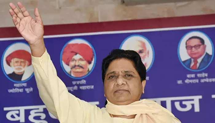 कांग्रेस-बीजेपी की गलत नीतियों से बर्बादी के मुहाने पर खड़ा है देश : मायावती