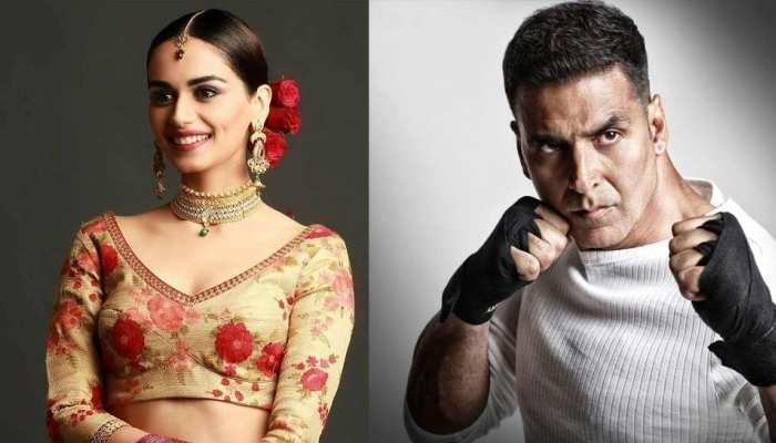 अक्षय कुमार के साथ बॉलीवुड डेब्यू करेंगी मानुषी छिल्लर, इस राजकुमारी के रोल में आएंगी नजर