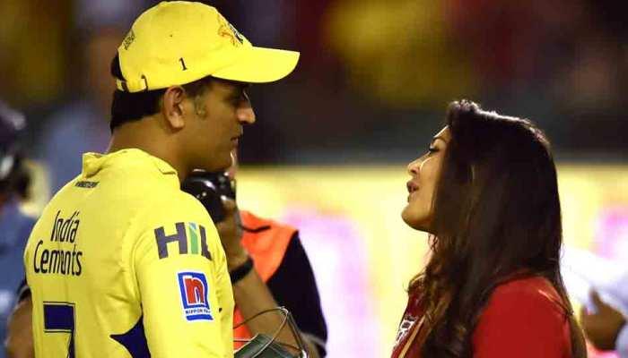 IPL-12: प्लेऑफ से बाहर होने के बाद प्रीति जिंटा ने धोनी को दी धमकी, संभलकर रहना...