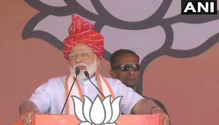 फतेहाबाद में गरजे PM मोदी, कहा- 'महाठगों को जेल के दरवाजे तक ले आया हूं, अंदर पहुंचाकर रहूंगा'