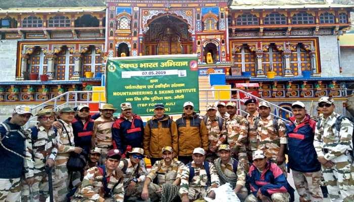 10 मई को खुल रहे हैं बद्रीनाथ मंदिर के पट, आईटीबीपी ने पूरे किए सभी इंतजाम