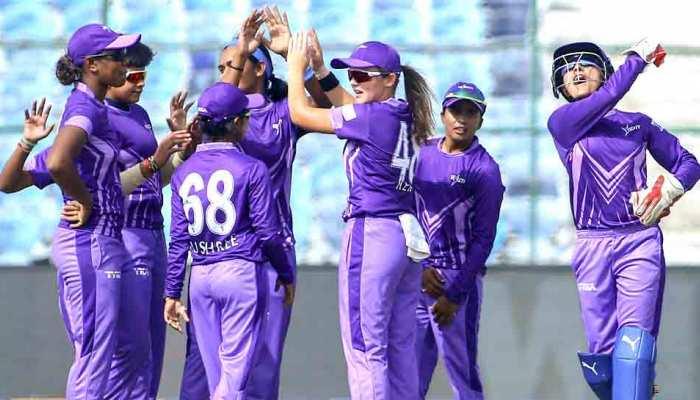 T20 Challenge: मिताली राज की 'टीम वेलोसिटी' ने 7 गेंद पर गंवाए 5 विकेट, फिर भी जीती