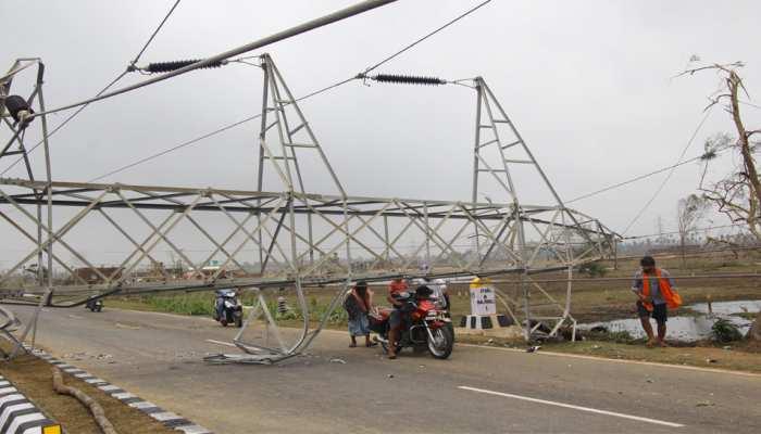 चक्रवात फोनी: ओडिशा के नौ में से आठ जिलों में बिजली की स्थिति सुधरी