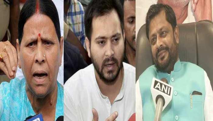 चुनाव 2019: बिहार में चुनावी मुद्दों पर बदजुबानी हावी, नहीं थम रहे माननीयों के विवादित बोल