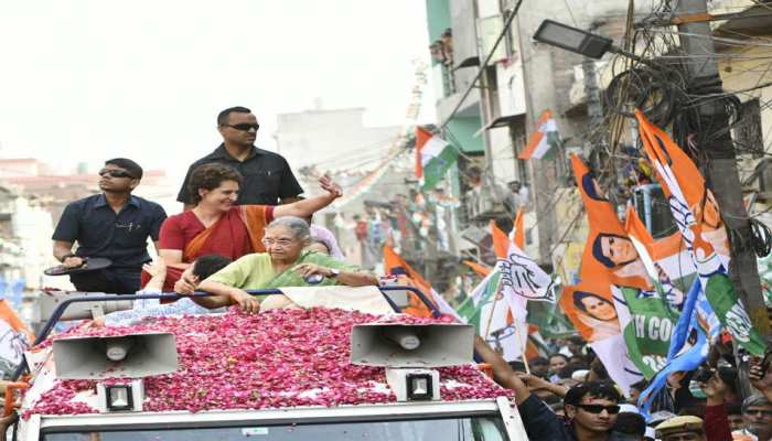 दिल्ली में जन्मी हूं, लोगों की समस्याओं को मोदी से बेहतर जानती हूं : प्रियंका गांधी वाड्रा
