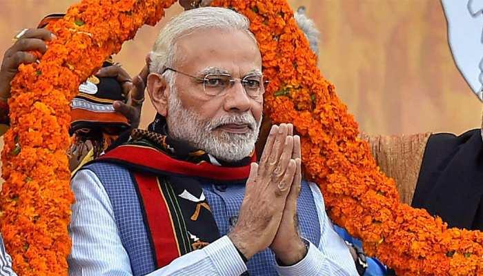 आज यूपी और पश्चिम बंगाल में ताबड़तोड़ 5 रैलियां करेंगे PM मोदी, शाह भी करेंगे 5 रैली