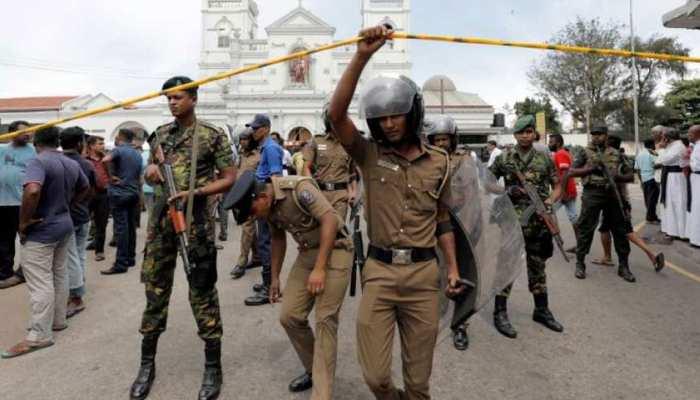 श्रीलंका में आतंकी हमले का खतरा बरकरार, 7 आत्मघाती हमलावर गिरफ्तार