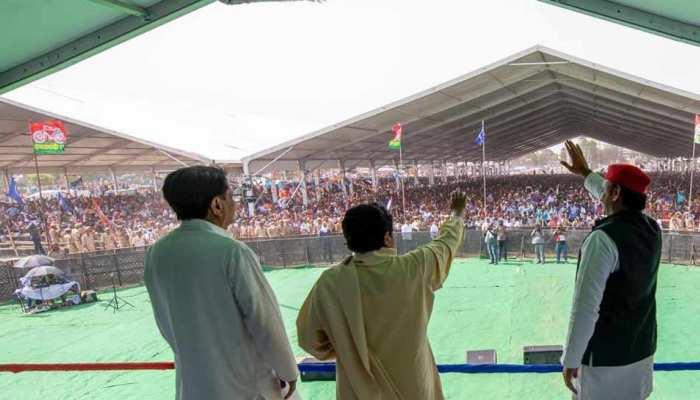 अखिलेश के लिए मायावती ने मांगे वोट, कहा- 'जाति के हिसाब से महामिलावटी PM मोदी हैं'