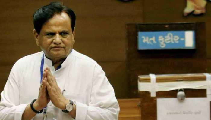 शहीद प्रधानमंत्री के लिए अपशब्द कहना कायरता की निशानी है: अहमद पटेल