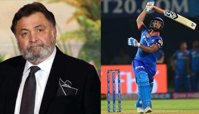 पंत की तूफानी IPL पारी देख ऋषि कपूर ने भी पूछा- ऋषभ विश्व कप टीम में क्यों नहीं