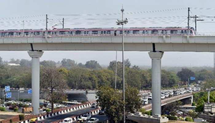 दिल्ली: रविवार को मतदान के दिन सुबह चार बजे से चलेगी मेट्रो रेल