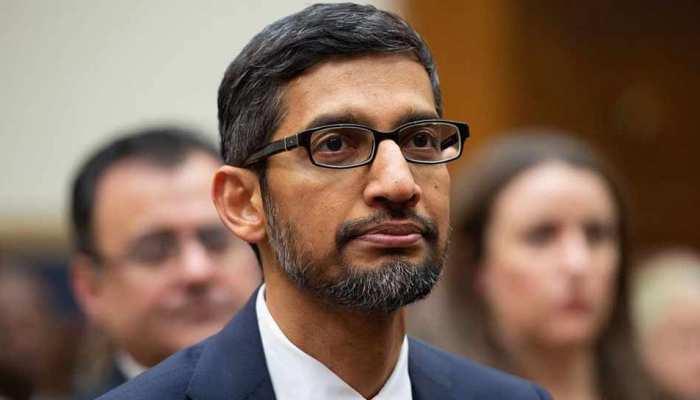 Google किसी यूजर की गोपनीय जानकारी थर्ड पार्टी को नहीं बेचेगी : पिचाई