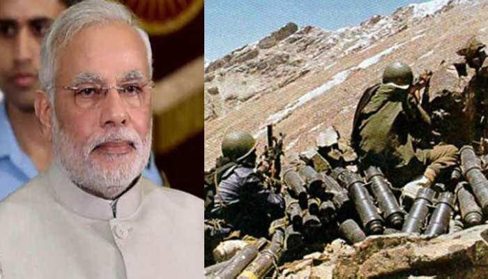 कारगिल युद्ध के दौरान टाइगर हिल पर भारतीय सेना का मनोबल बढ़ाने गए थे नरेंद्र मोदी: पूर्व सैन्य अधिकारी