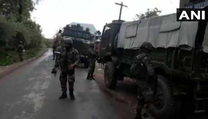 जम्मू कश्मीरः शोपियां में सुरक्षाबलों और आतंकियों के बीच मुठभेड़, 1 आतंकी ढेर