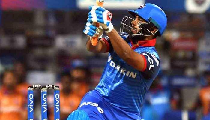 IPL-12: दिल्ली की लड़खड़ाई पारी को ऋषभ पंत ने संभाला, चेन्नई को दिया 148 रन का लक्ष्य