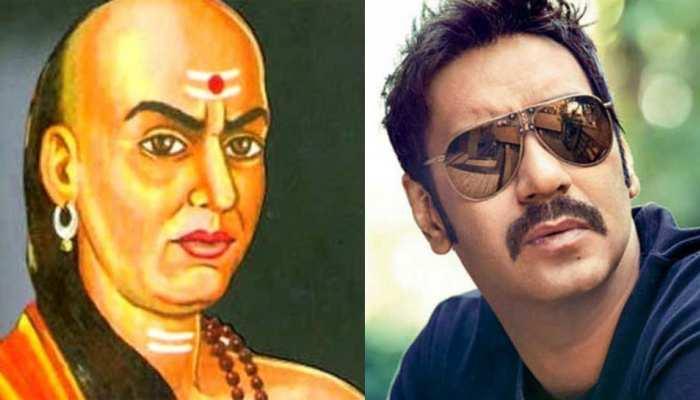 अजय देवगन निभाएंगे राजनीतिक महागुरु 'चाणक्य' का किरदार! जानिए पूरी खबर