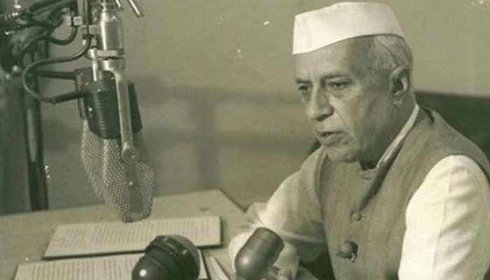 जब पूर्व पीएम नेहरू की पसंदीदा सिगरेट मंगाने के लिए भेजा गया था स्पेशल प्लेन