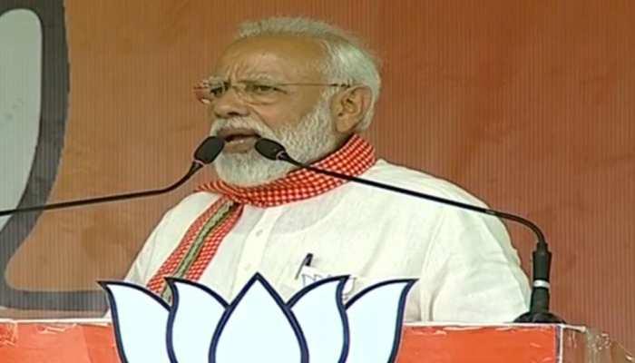 अलवर गैंगरैप: पीएम मोदी ने कांग्रेस पर बोला हमला, कहा-अवॉर्ड वापसी गैंग क्यों चुप