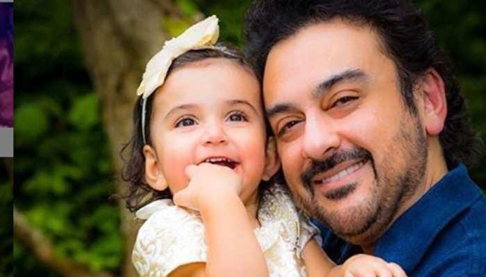 दो साल की हुई सिंगर अदनान सामी की छोटी बेटी, दिया इतने लाख का गिफ्ट!
